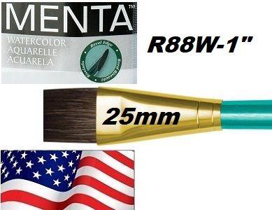 "MENTA BRUSH WASH , USA - Профи четка ""катеричка"" за различни техники 1"""