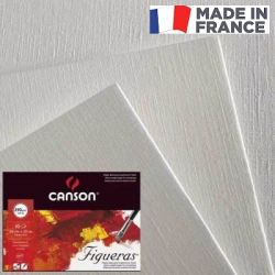 CANSON OIL PAPER FIGUERAS 290g -  ХАРТИЯ  за масло 50x65