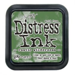 "Distress ink pad by Tim Holtz - Тампон, ""Дистрес"" техника - RUSTIC WILDERNESS"