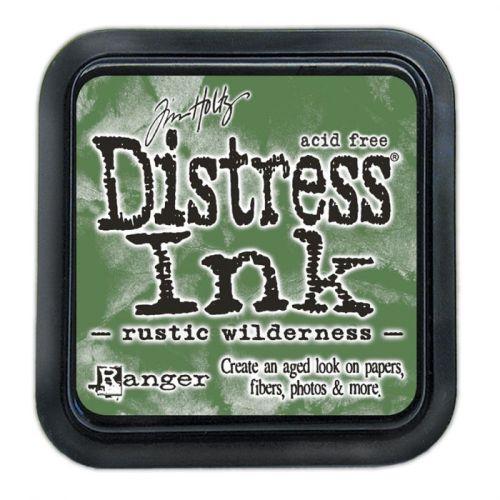 "Distress ink pad by Tim Holtz - Тампон, ""Дистрес"" техника - RUSTIC WILDERNESS"