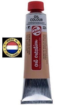 TALENS, ArtCreation Oil 40ml * NAPLES YELLOW RED - Фини маслени бои 224 НЕАПОЛИТАНСКА ЖЪЛТО ЧЕРВЕНА