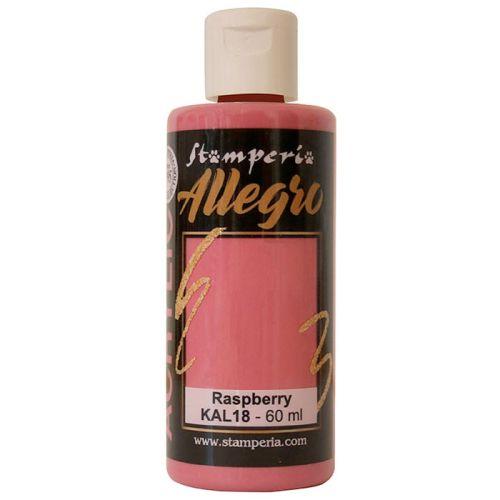 ALLEGRO ACRYLIC  - ДЕКО АКРИЛ  60 ml  / Raspberry