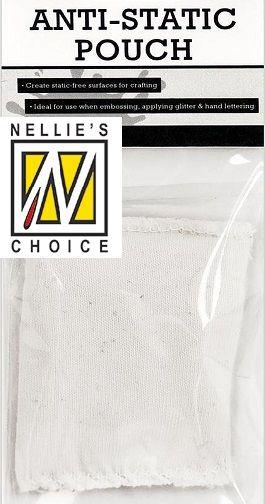 Nellie's Anti Static POUCH - антистатична торбичка за ембосинг