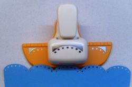 ARTEMIO BORDER - Дизайнерски бордюрен пънч 51мм ROUND