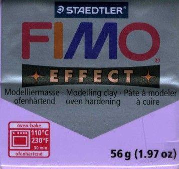 FIMO EFFECT - ПОЛИМЕРНА ГЛИНА Pastel lilac 605