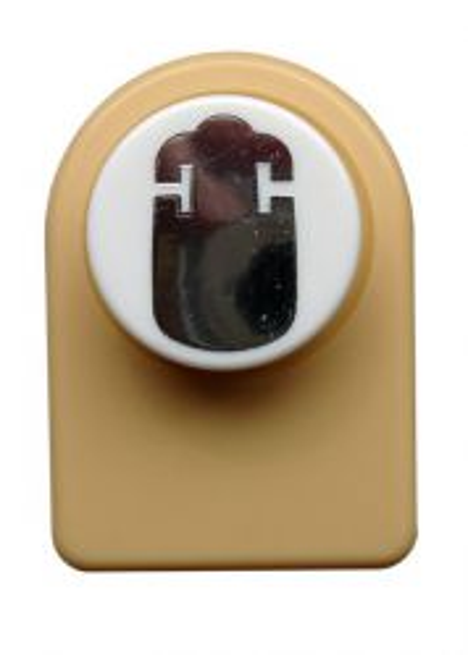 Nellie Snellen  Пънч RP10001 за ширит - етикет 25 mm.