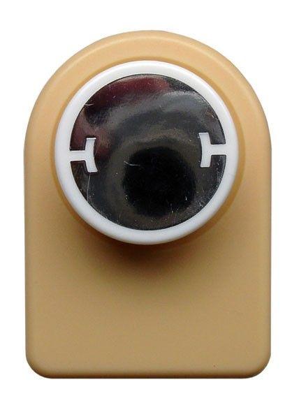 Nellie Snellen  Пънч RP10002 за ширит - кръг 25 mm.
