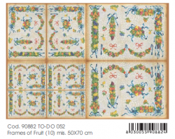 TO-DO SOFT 50Х70 см. made in Italy - 052