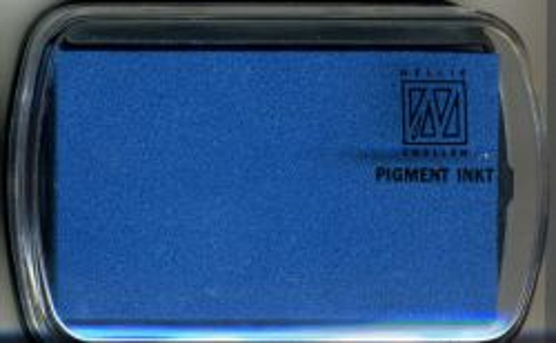 Nellie INKPAD - Голям пигментен тампон SKY BLUE