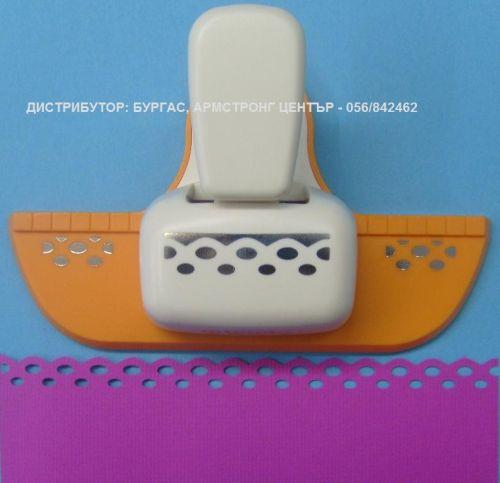ARTEMIO BORDER - Дизайнерски бордюрен пънч