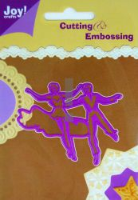 JOY Crafts - Щанца за рязане и ембос 6002/0093