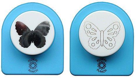 Nellie Snellen Jumbo SET - Комплект ембос пънч + пънч FLP017