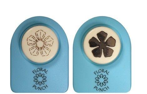 Nellie Snellen Small SET - Комплект ембос пънч + пънч FLP027