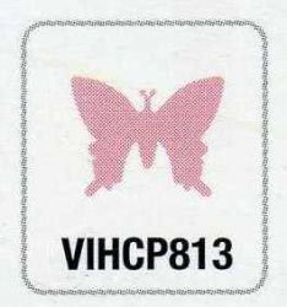 ART Пънч 10мм - Butterfly