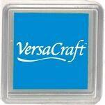 VersaCraft CERULEAN BLUE - Тампон с мастило за дърво, текстил, картон и др.