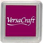 VersaCraft BURGUNDY - Тампон с мастило за дърво, текстил, картон и др.