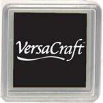 VersaCraft REAL BLACK - Тампон с мастило за дърво, текстил, картон и др.