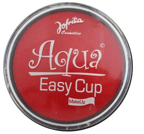 AQUA EASY CUP ,Germany - Боя за лице и тяло XL опаковка - ЧЕРВЕНО