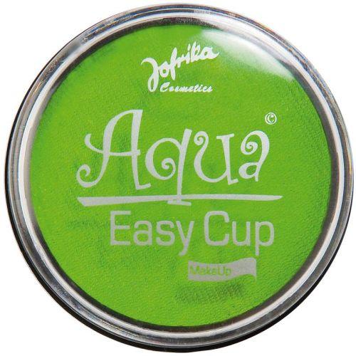 AQUA EASY CUP , Germany - Боя за лице и тяло XL опаковка . - ЗЕЛЕН