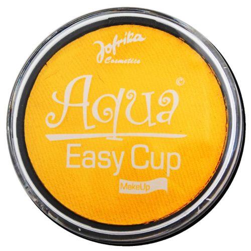 AQUA EASY CUP ,Germany - Боя за лице и тяло  XL опаковка . - ЖЪЛТ