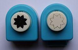 Nellie Snellen Mini SET  - Комплект ембос пънч + пънч FLP036