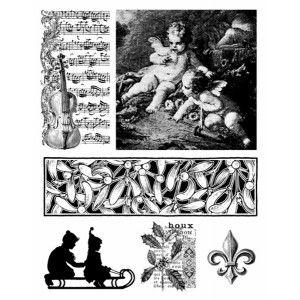 ARTEMIO - Дизайнерска колекция печати -14.5Х18см.