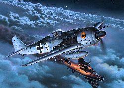 REVELL -1/72 Focke Wulf FW190A-8/R-11