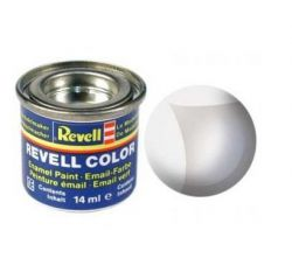 Емайл боя Revell -  прозрачен мат 102