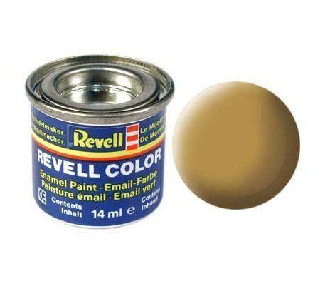 Емайл боя Revell - пясъчно жълто мат 116