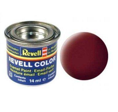 Емайл боя Revell - червеникаво кафяво мат 137