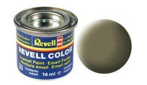 Емайл боя Revell - светло маслинено мат 145