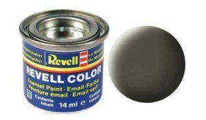 Емайл боя Revell - натовско зелено мат 146