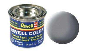 Емайл боя Revell - мишо сиво мат 147