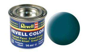 Емайл боя Revell - морско зелено мат 148