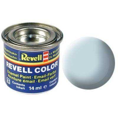 Емайл боя Revell - светло синьо мат 149