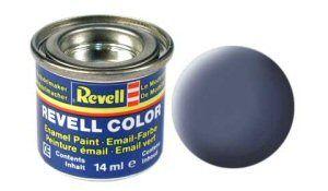Емайл боя Revell - стандарт сиво мат 157