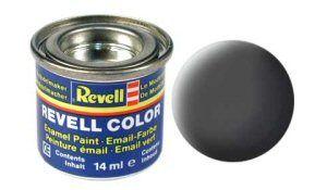 Емайл боя Revell  - маслинено сиво мат 166