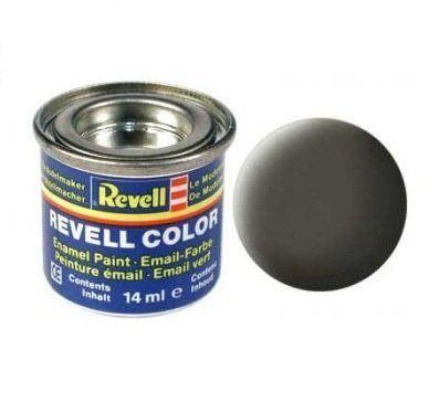 Емайл боя Revell - зеленикаво сиво мат 67