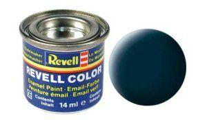 Емайл боя Revell - гранитено зелено мат 169