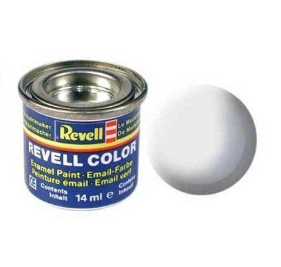 Емайл боя Revell - светло сиво мат 176