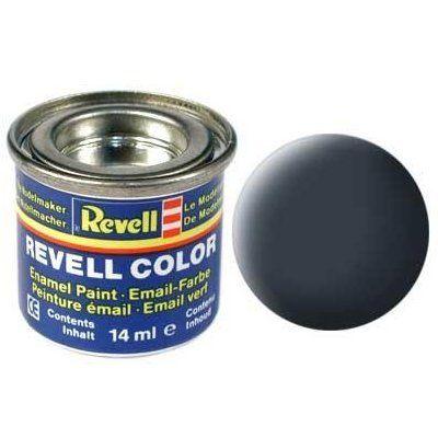 Емайл боя Revell - синкаво сиво мат 179