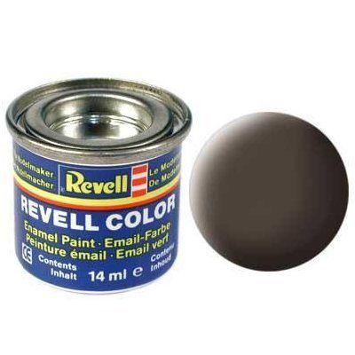 Емайл боя Revell - тъмно кафяво мат 184