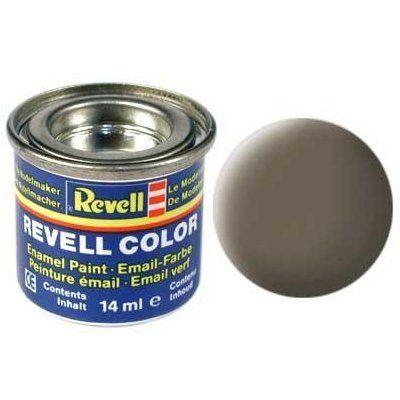 Емайл боя Revell - маслинено кафяво мат 186