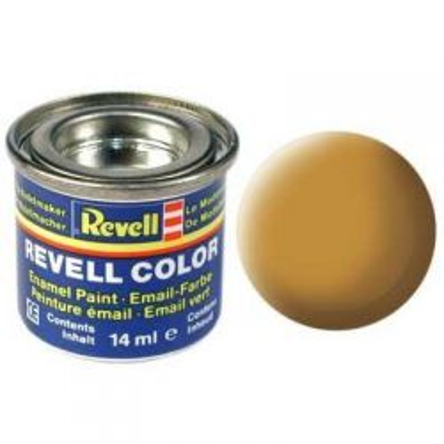 Емайл боя Revell - кафява охра мат 188