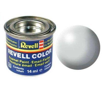 Емайл боя Revell - светло сиво сатен 371