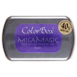 MICAMAGIC USA Metallic PURPLE - 40% Повече мастило
