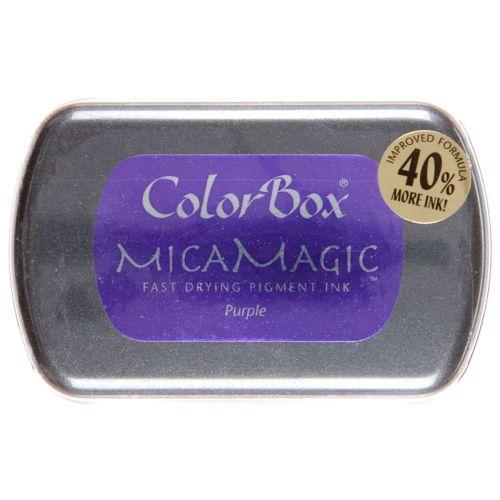 MICAMAGIC USA Metallic PURPLE - 40% Повече мастило