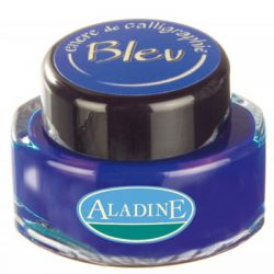 ALADINE CALLIGRAPHY Ink - Калиграфско мастило СИНЬО