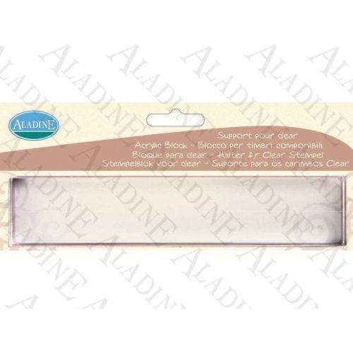 ALADINE acrylic block - Акрилен блок 4 х 19.5 см.