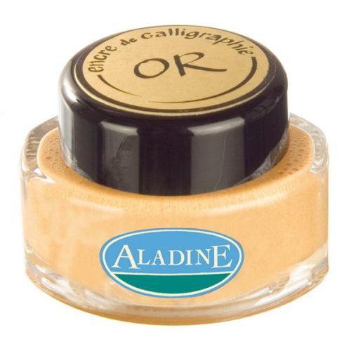 ALADINE CALLIGRAPHY ink - Калиграфско мастило GOLD